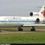 {:it}Jet privato YAK-42D in Montenegro